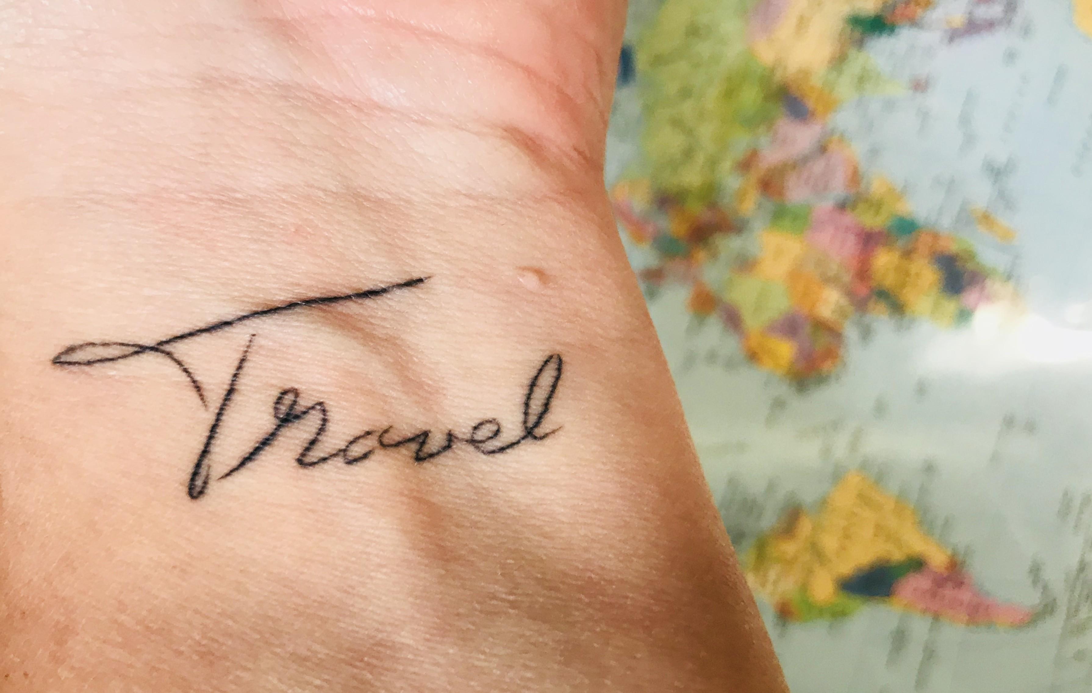 Een tatoeage in het buitenland laten zetten, waar let je op?
