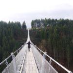 Een wandeling over de Geierlay hangbrug