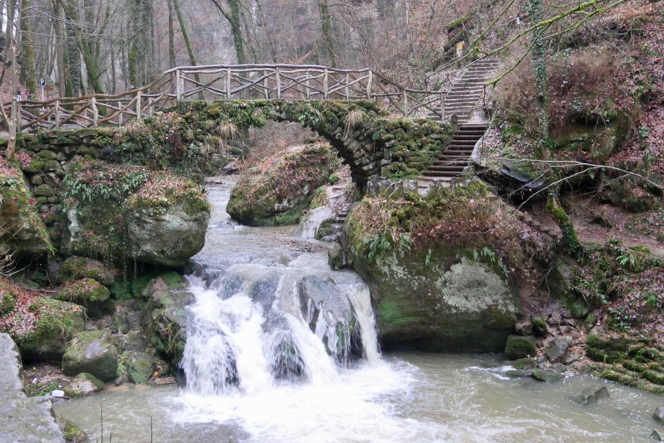 waterval Luxemburg
