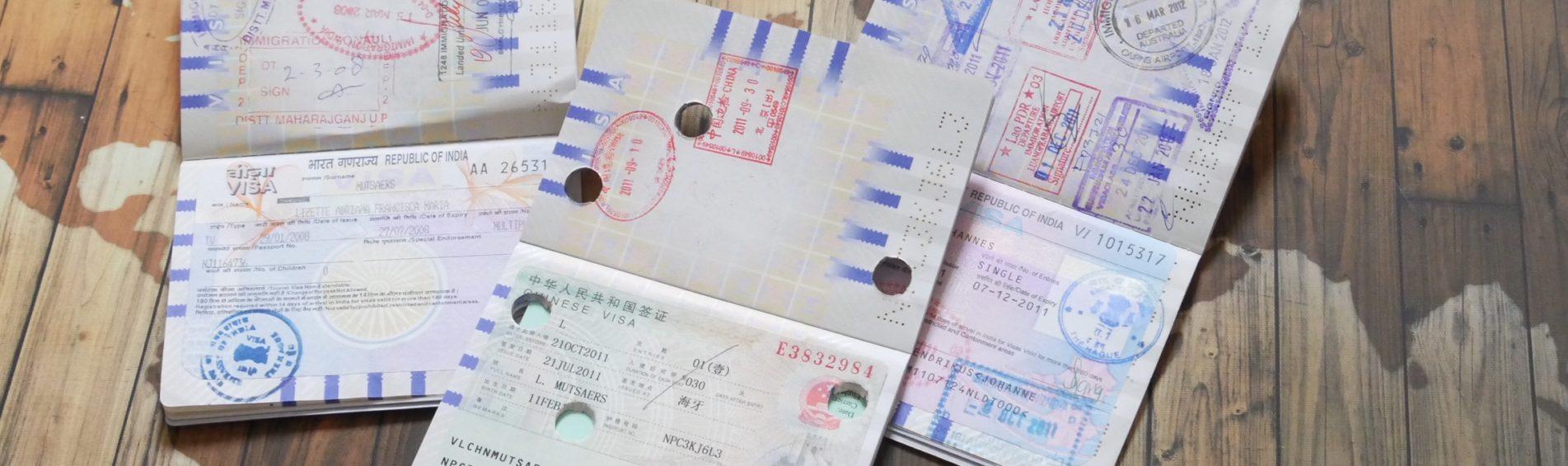 Een visum aanvragen: de do's en don'ts
