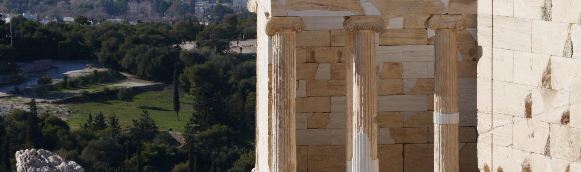 Een stedentrip Athene, wat kost dat?