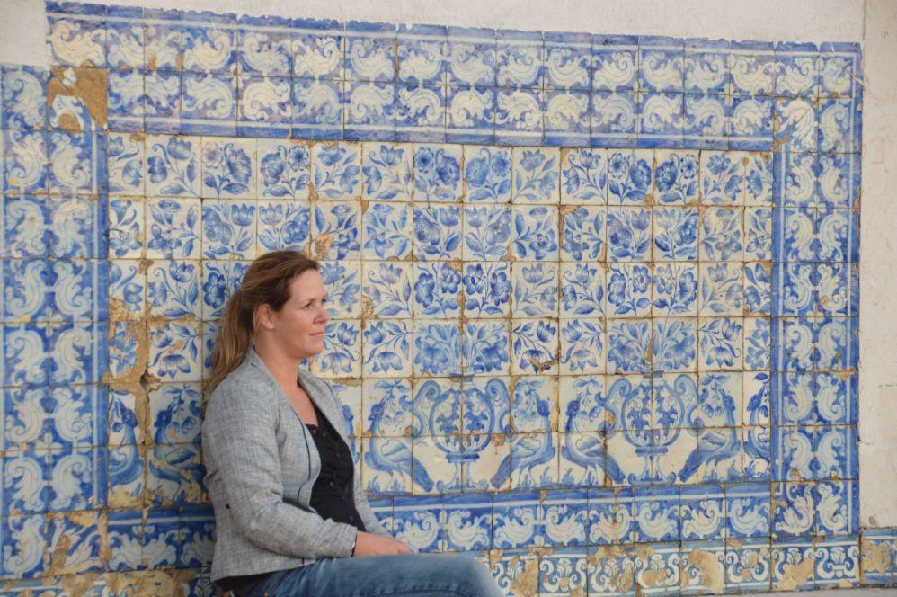 Lissabon tegels