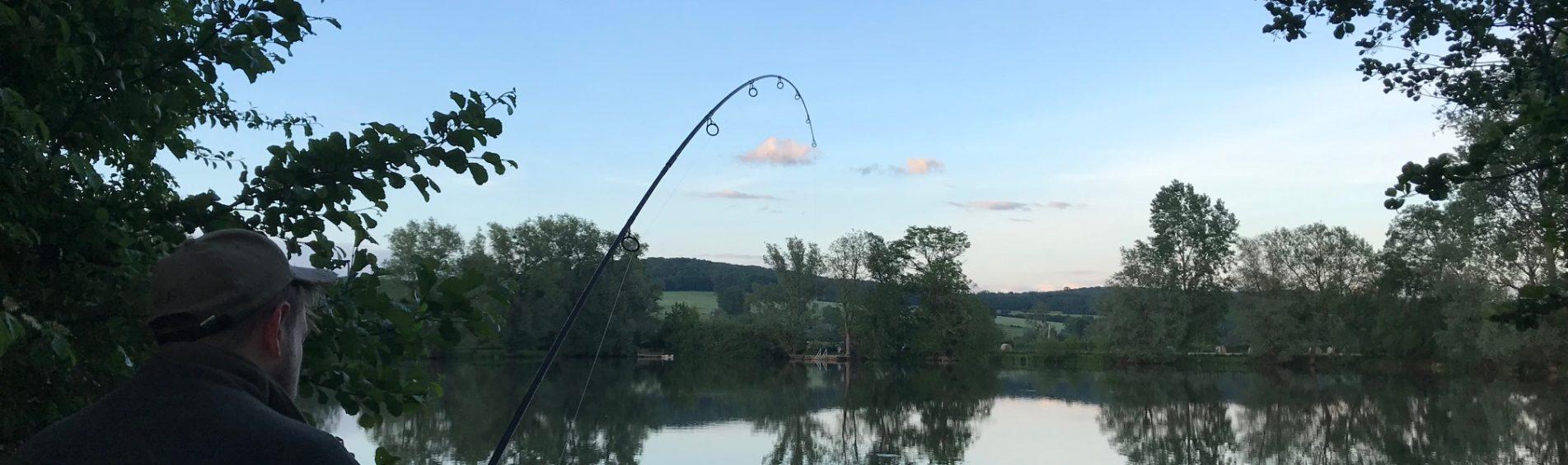 Juni 2019, over vissen in Frankrijk, eerste en laatste keren