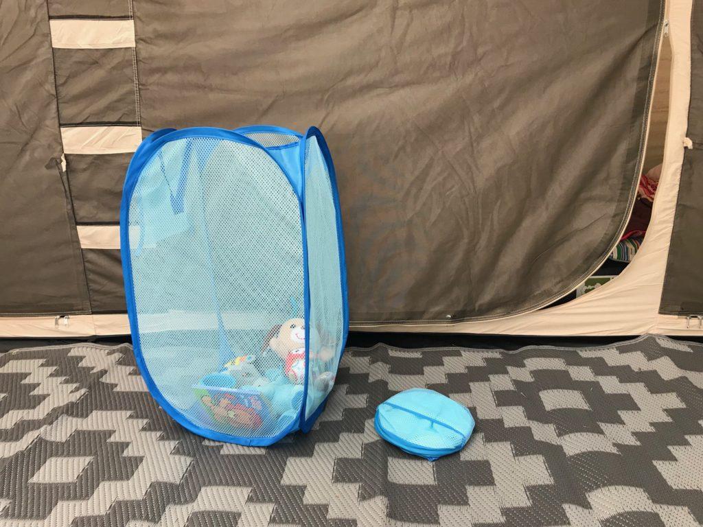 tips inpakken camper