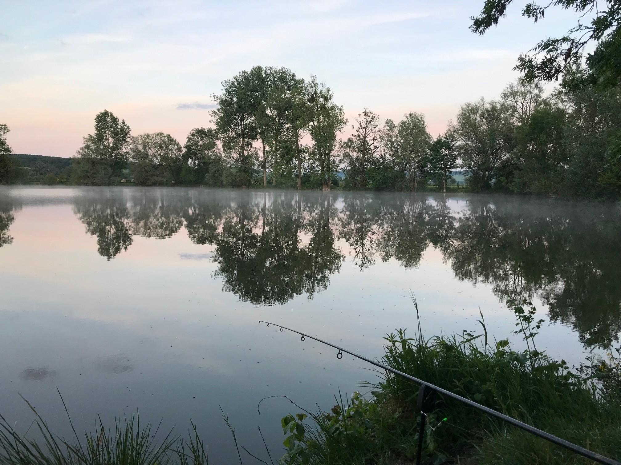 uitzicht vissen