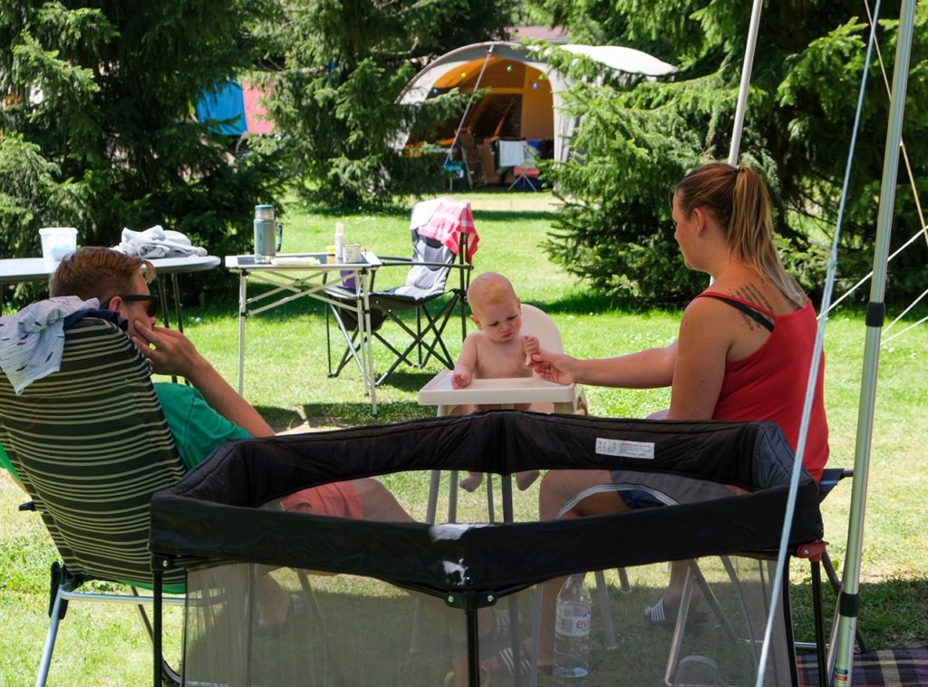 camping Woltzdal Luxemburg