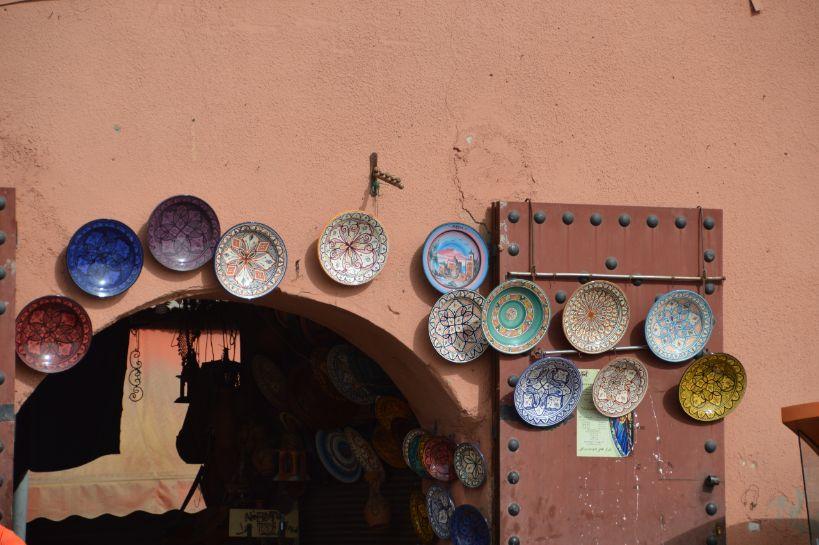 muur Marrakech