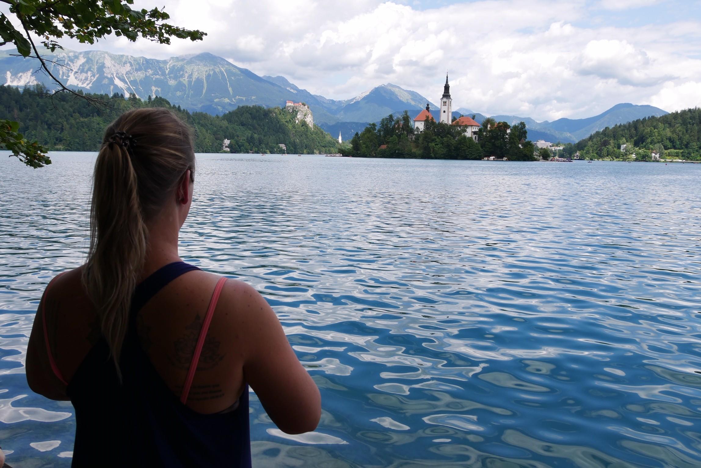 Een zomer op Camping Bled