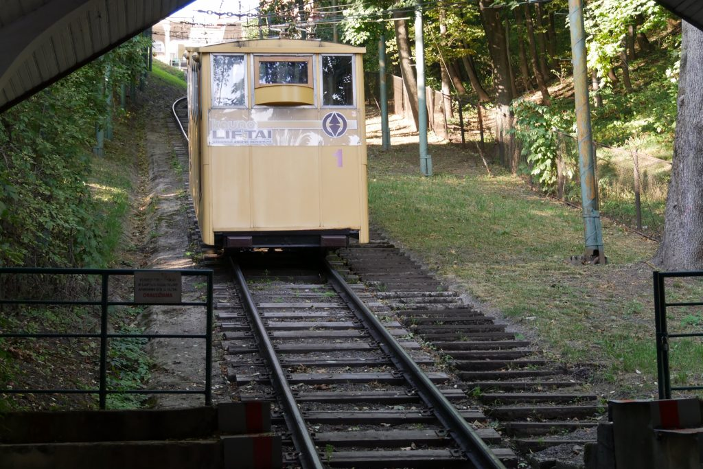 kabelspoorweg kaunas