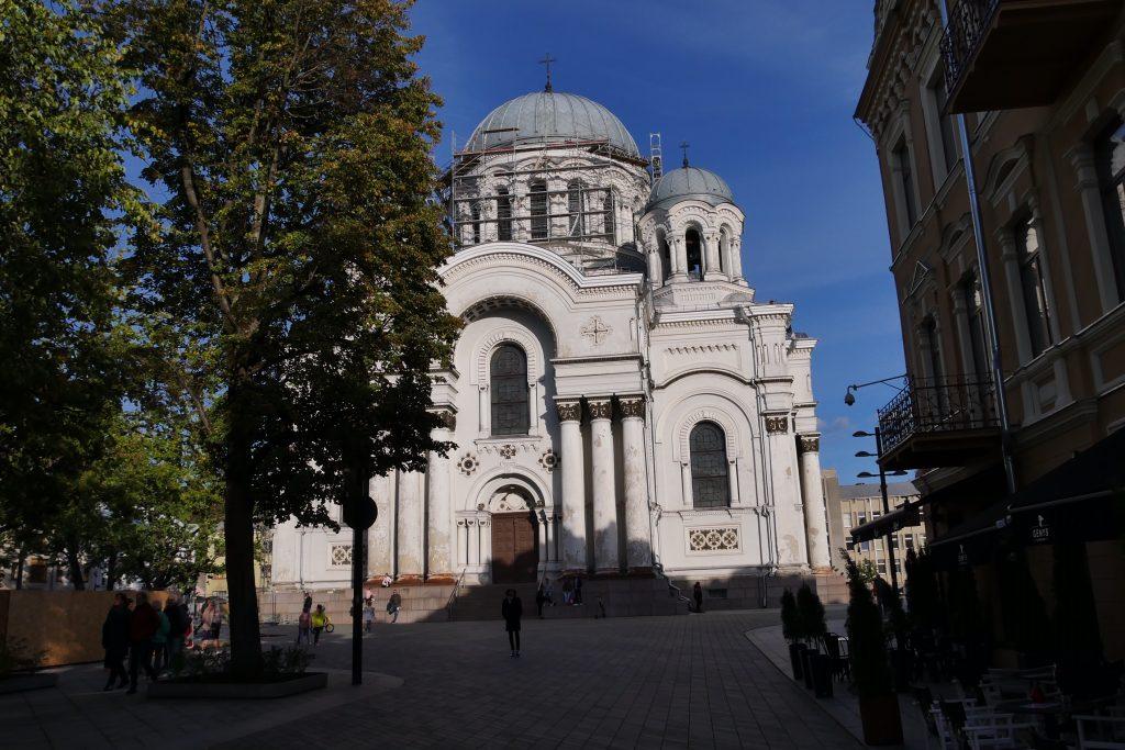 citytrip Kaunas