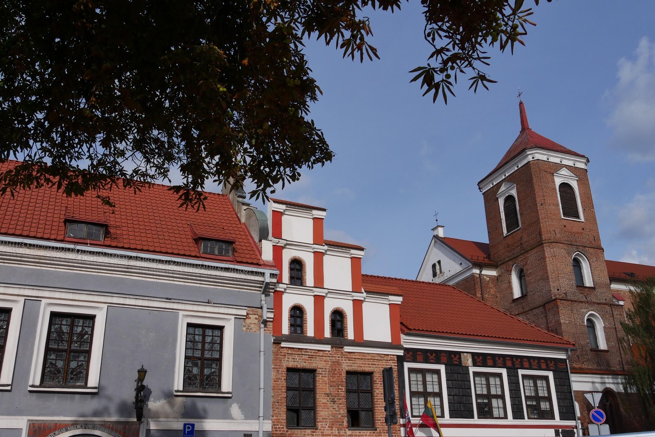 Citytrip Kaunas: de mooiste bezienswaardigheden