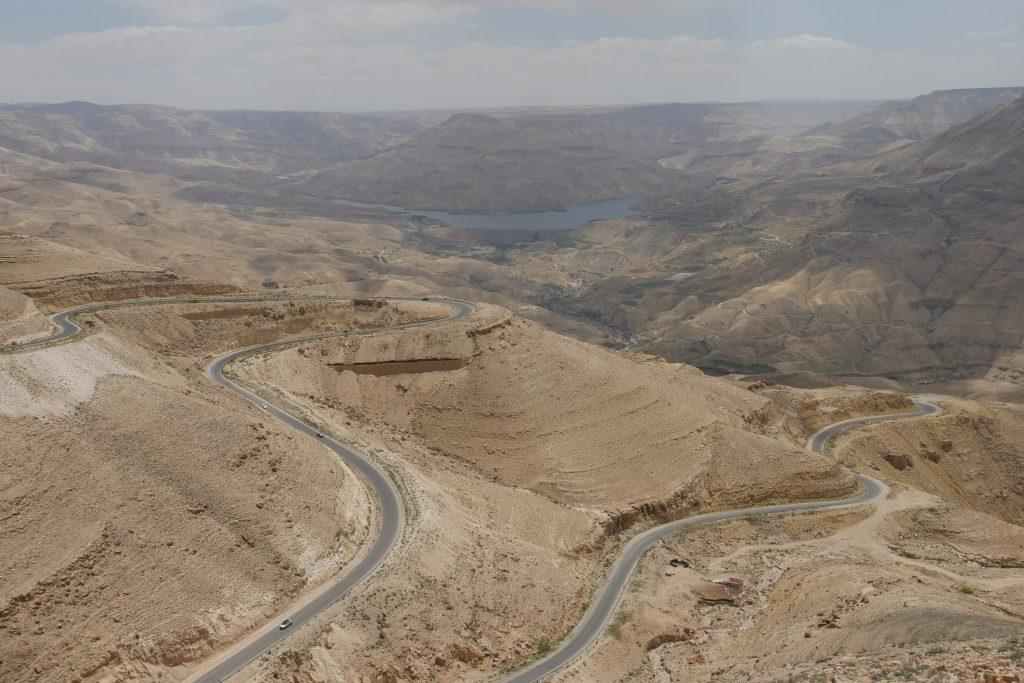 onderweg in jordanie