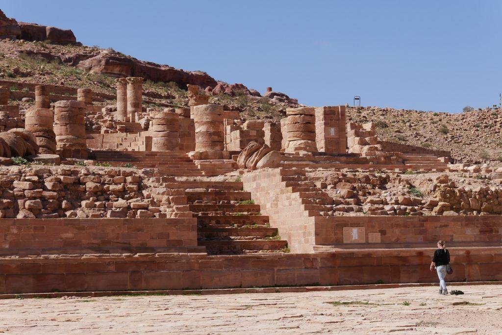 petra jordanie
