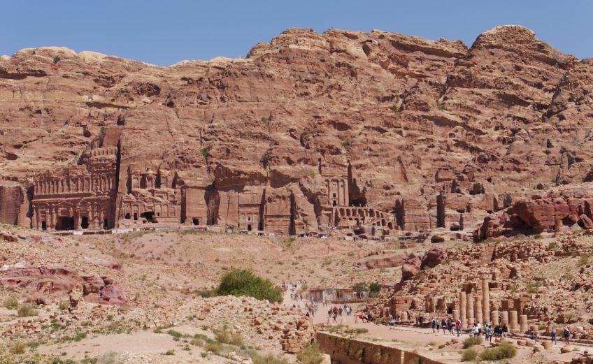 10 interessante weetjes over Petra in Jordanië!