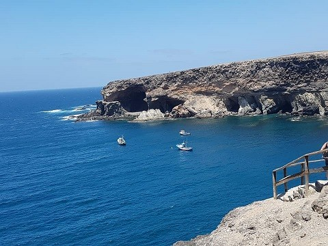 Drie supermooie plekken op Fuerteventura