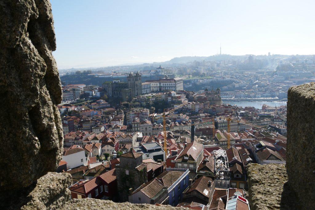 mooiste uitkijkpunten Porto
