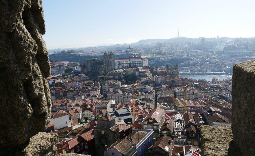 Dit zijn de mooiste uitkijkpunten in Porto