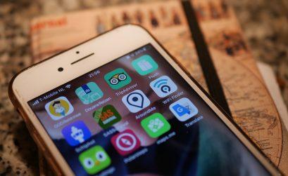 apps voor op reis