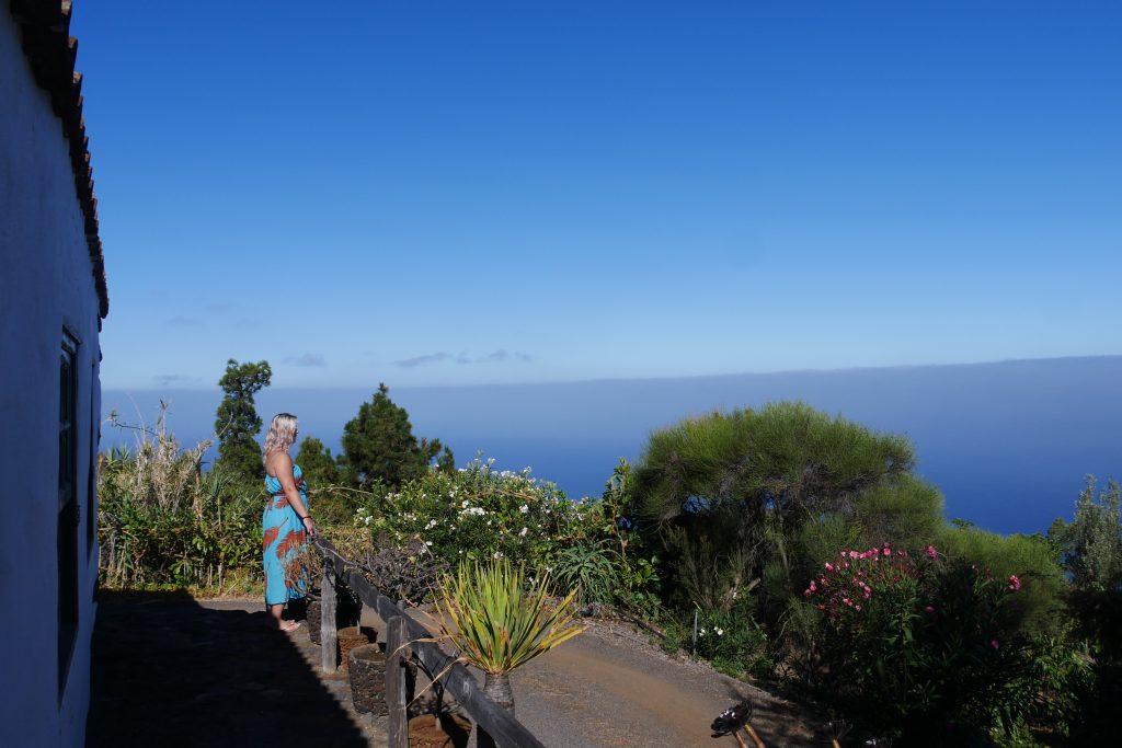 vakantiehuis op La Palma, Los Cardones