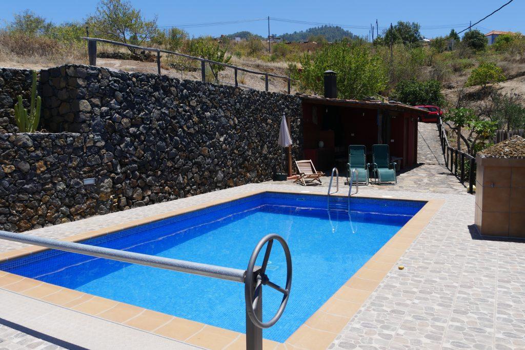 vakantiehuis op La Palma