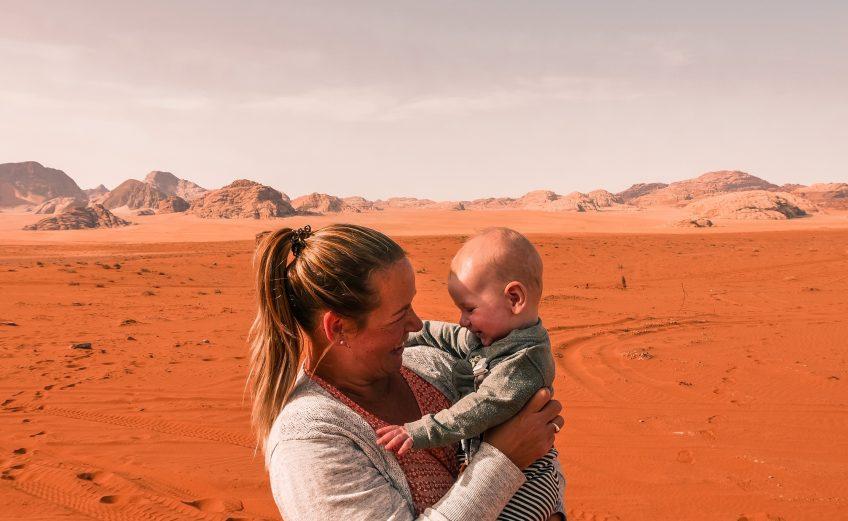 12x Inspiratie voor bestemmingen en reizen met een baby of dreumes