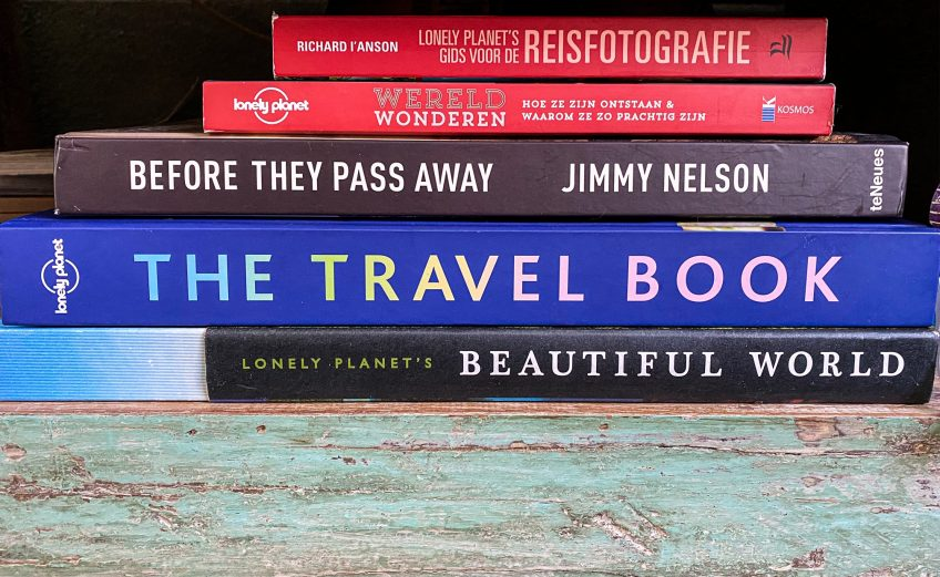 25 toffe reisboeken om te verslinden