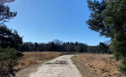 wandelroute omgeving Tilburg