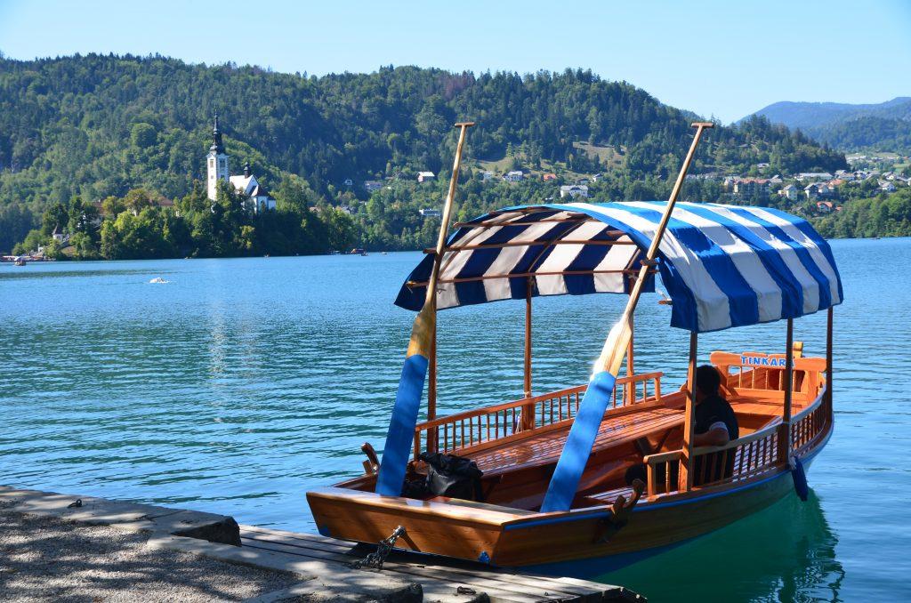 rondwandeling Lake Bled