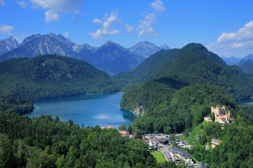 mooiste bezienswaardigheden Beieren Neuschwanstein