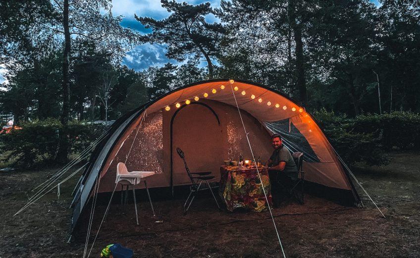5 tips voor heerlijk slapen op de camping!