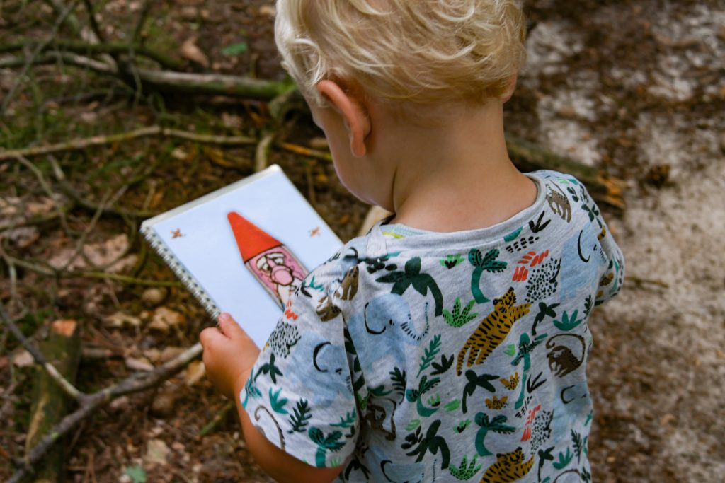 camping Bladel Achterste Hoef kabouterpad Son