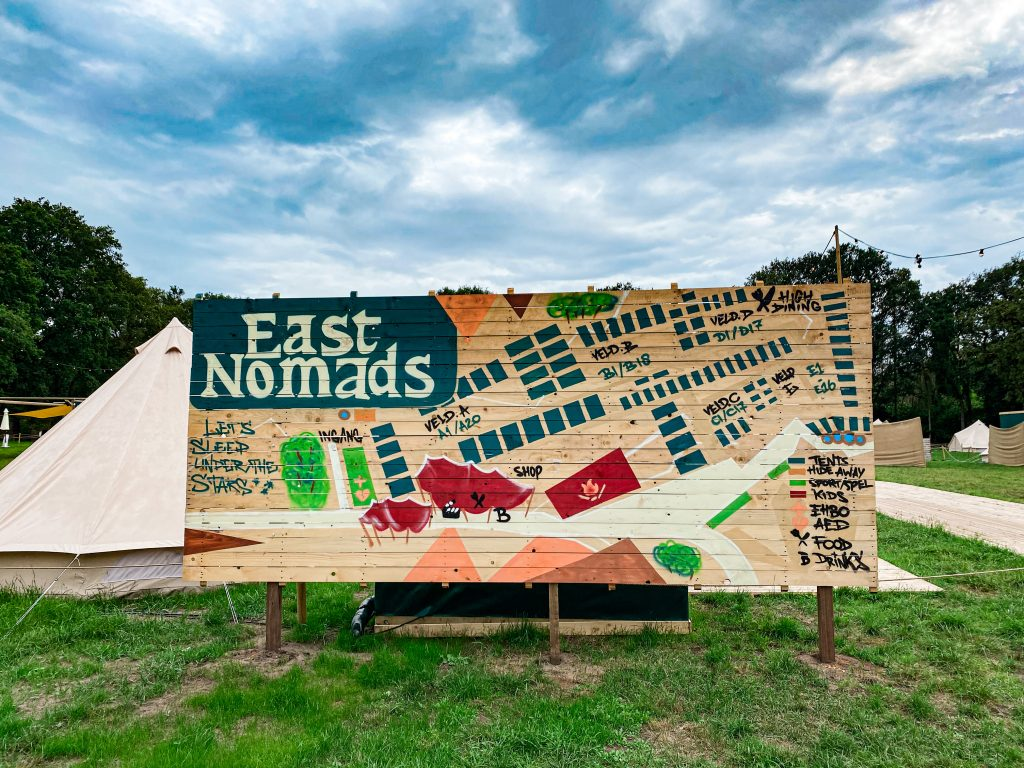 East nomads glamping achterhoek