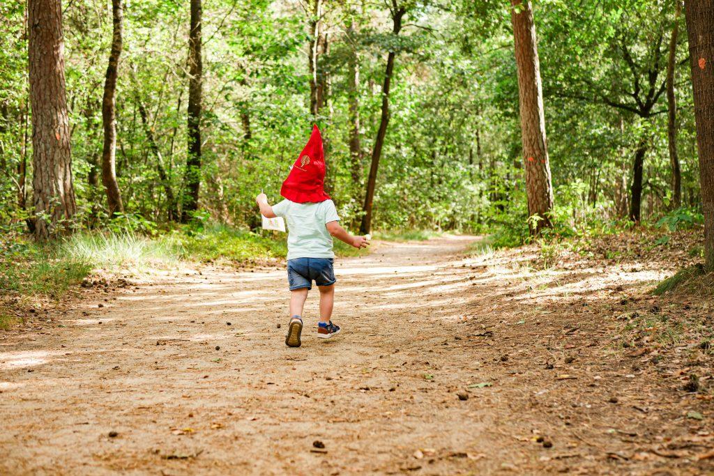 wandelen met kind