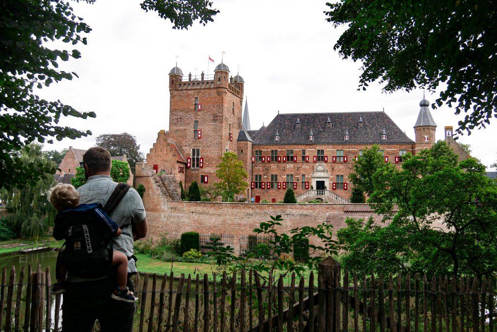 Vakantie in de Achterhoek kasteel