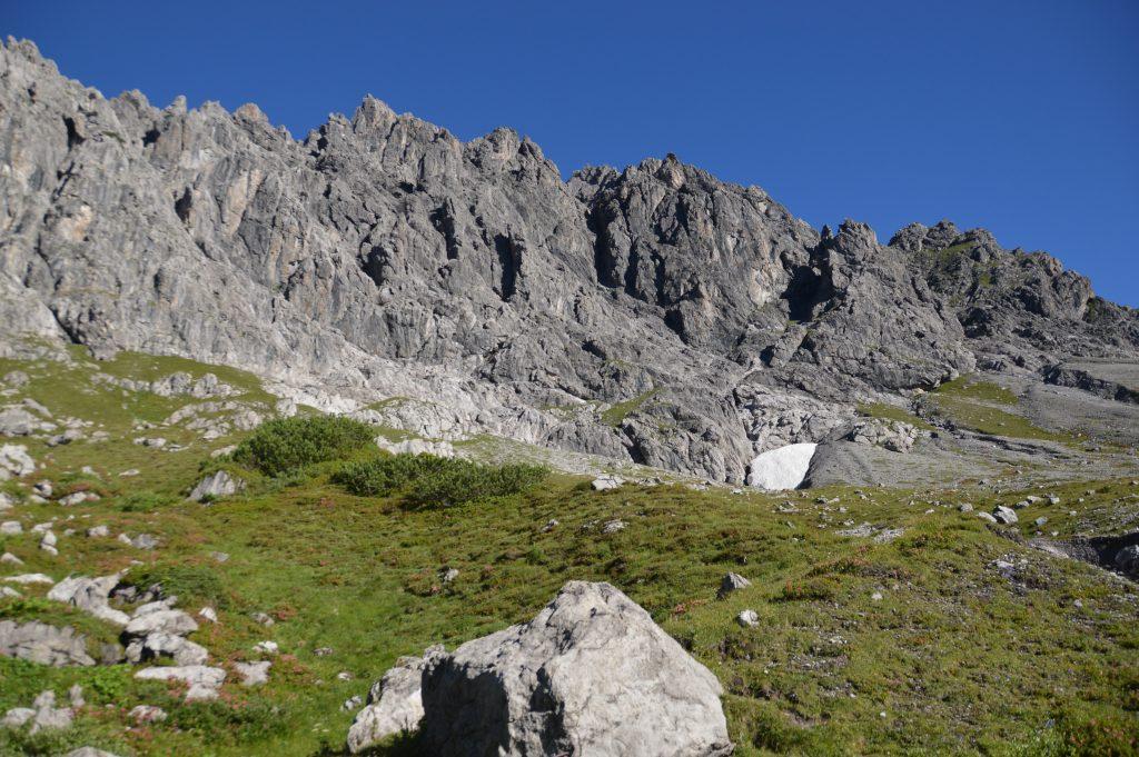 Oostenrijk bergwandeling