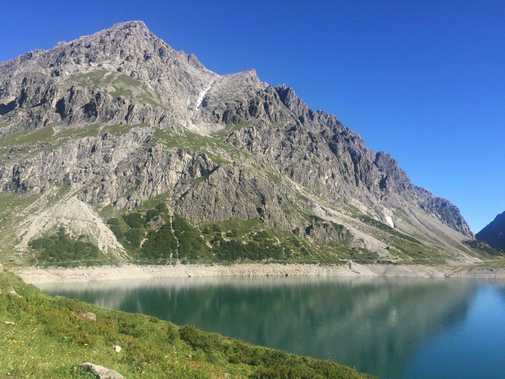 Oostenrijk bergmeer