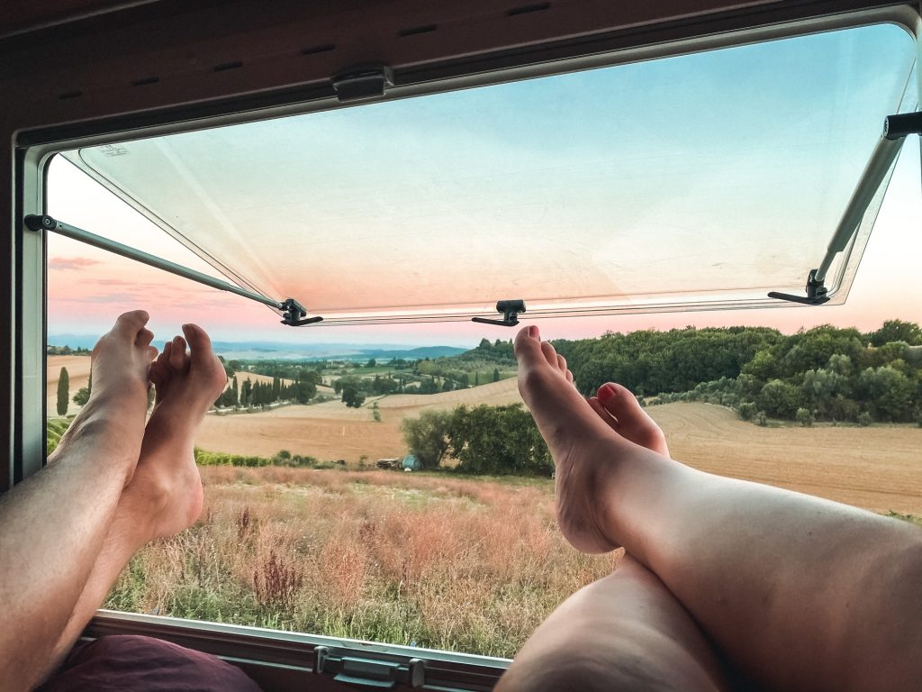 ACSI campings Europa app leukste camperplaatsen