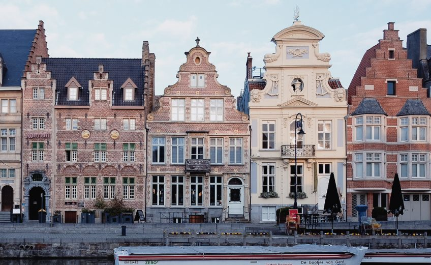 5 Hotspots in Gent