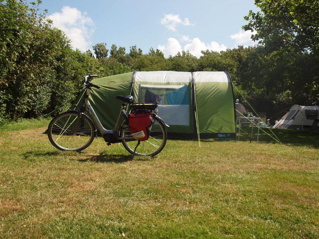 kamperen Texel