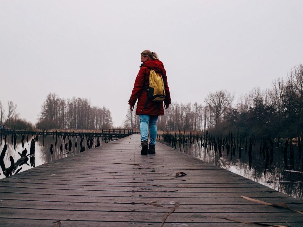 rondje linielanding wandeling utrecht