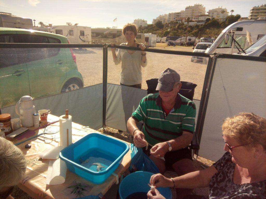 camper plaatsen Algarve