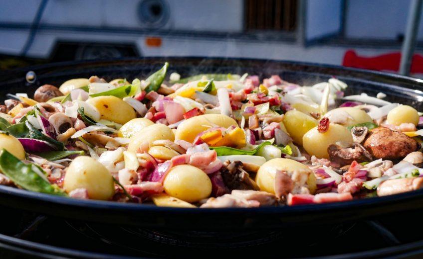 BBQ op de camping, tips voor hoe je lekkere, simpele en snelle gerechten maakt!