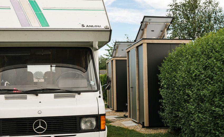 Kamperen bij Klaverweide in Zeeland: waarom je voor de luxe van privé sanitair wilt kiezen