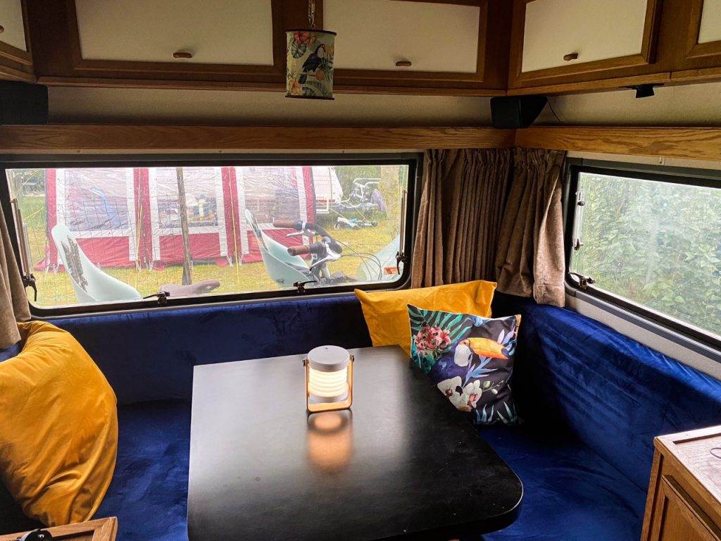pimpen camper of caravan