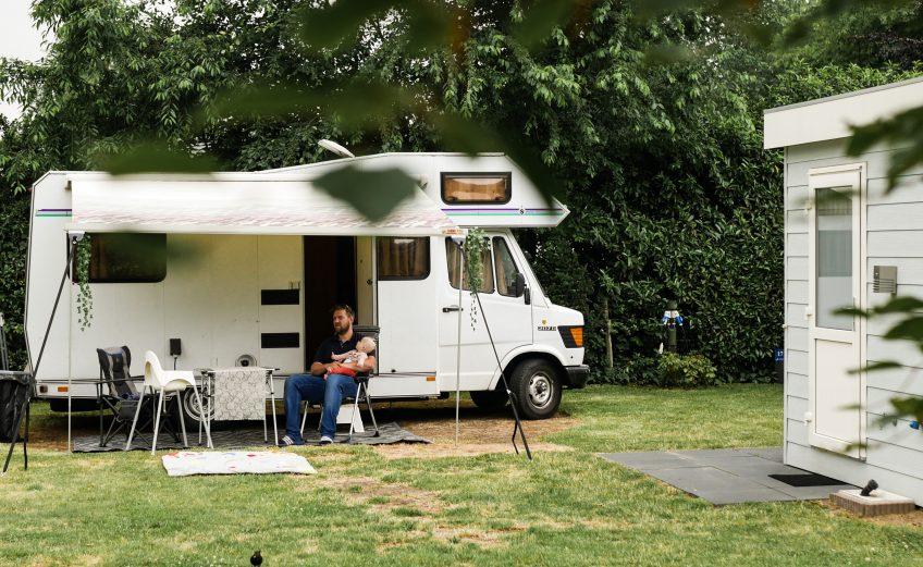 Kamperen bij Camping Boslust op de Veluwe: een luxe oase van rust