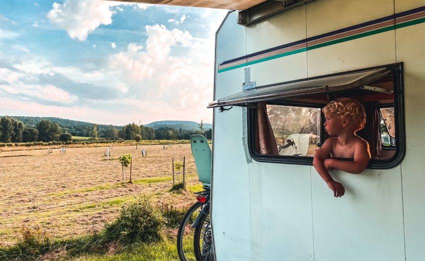 Met je camper op reis: waar moet je aan denken bij vertrek?