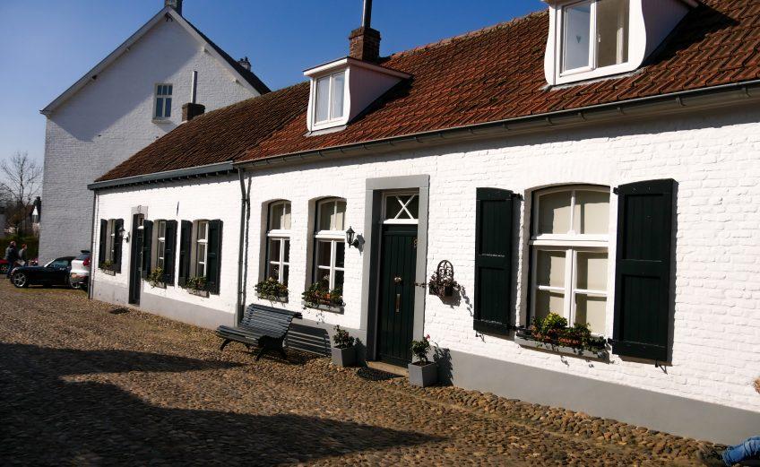 Thorn, het mooie witte stadje in Limburg